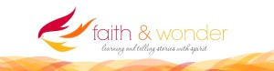 Logo for Faith and Wonder!