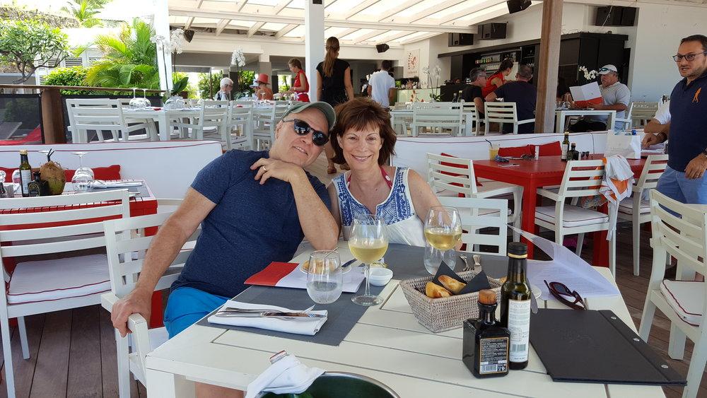 st barts rental villa lunch al fresco.jpg