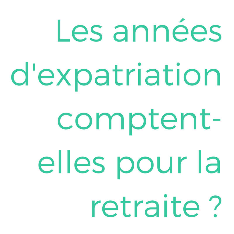 Expatriation GF Retraite