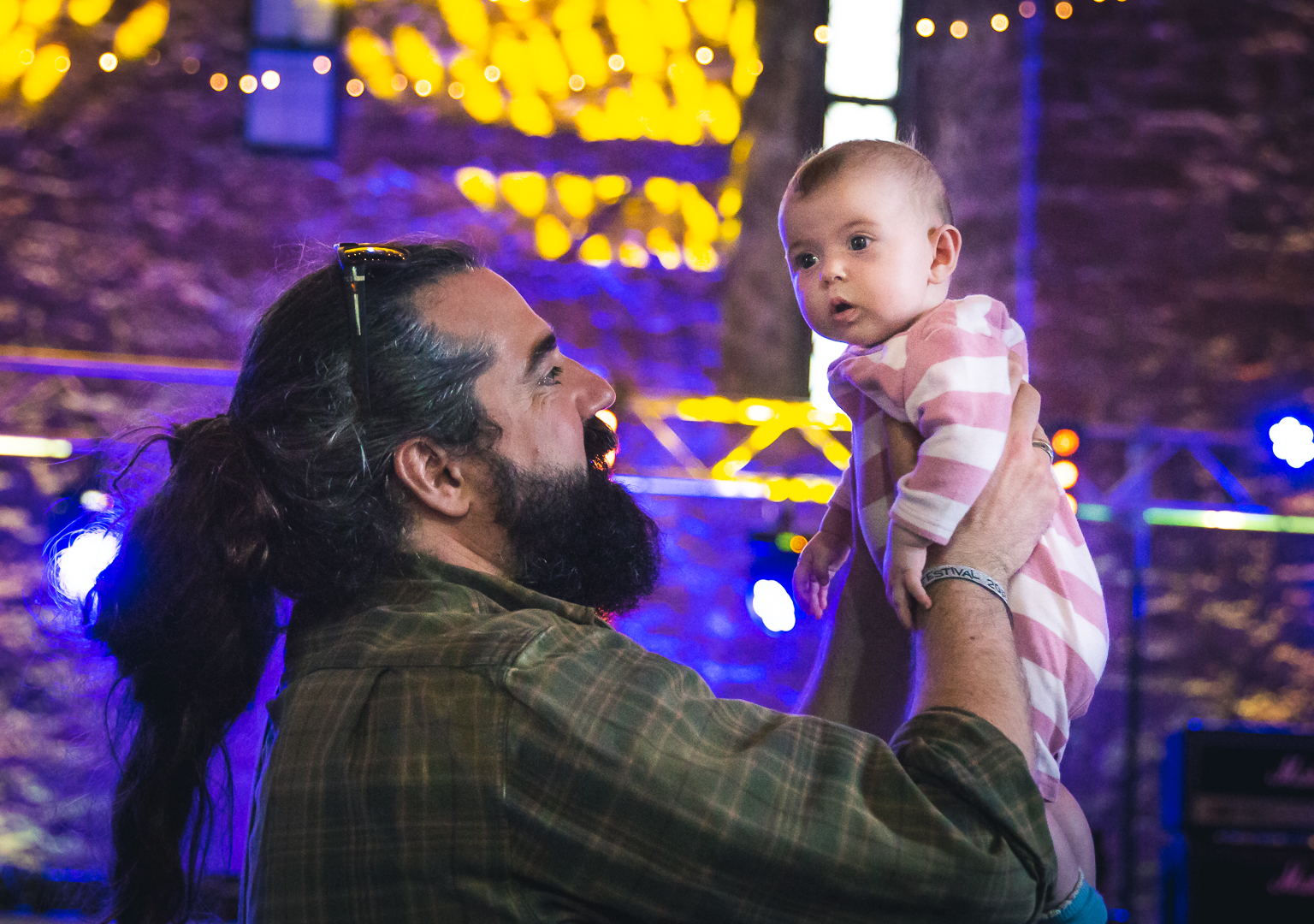 The Spanish Barn - Day time - Family ticket required for entry11.00am to 12.30pm – Jungle jungle12.30pm to 1.15pm – worlds tallest bubbleologist1.15pm to 3.15pm – Big Fish Little Fish3.15pm to 3.30pm - worlds tallest bubbleologist3.30pm to 4.15pm – Burt Miller