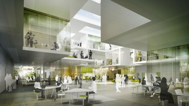 Research + Education_Building_for_Technical University Denmark_03