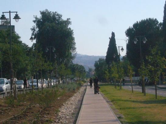 Jerusalem Railway Park