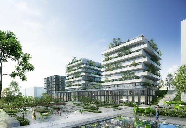 Terrace 9 Housing