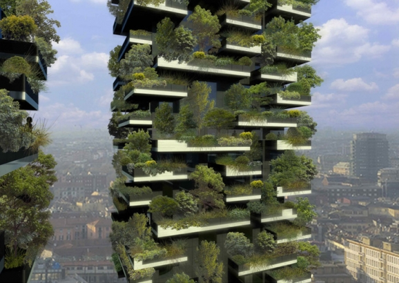 The World's First Vertical Forest