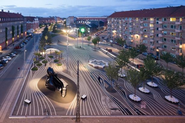 Superkilen Urban Park