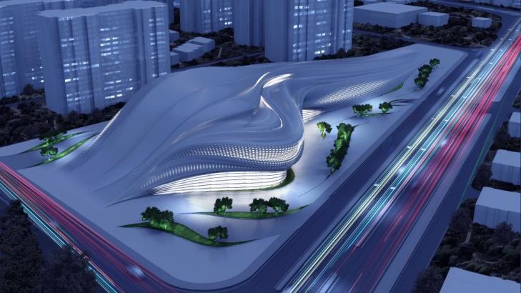 Izmir Opera House Competition