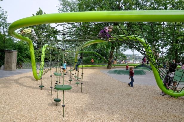 Sculptural Playground