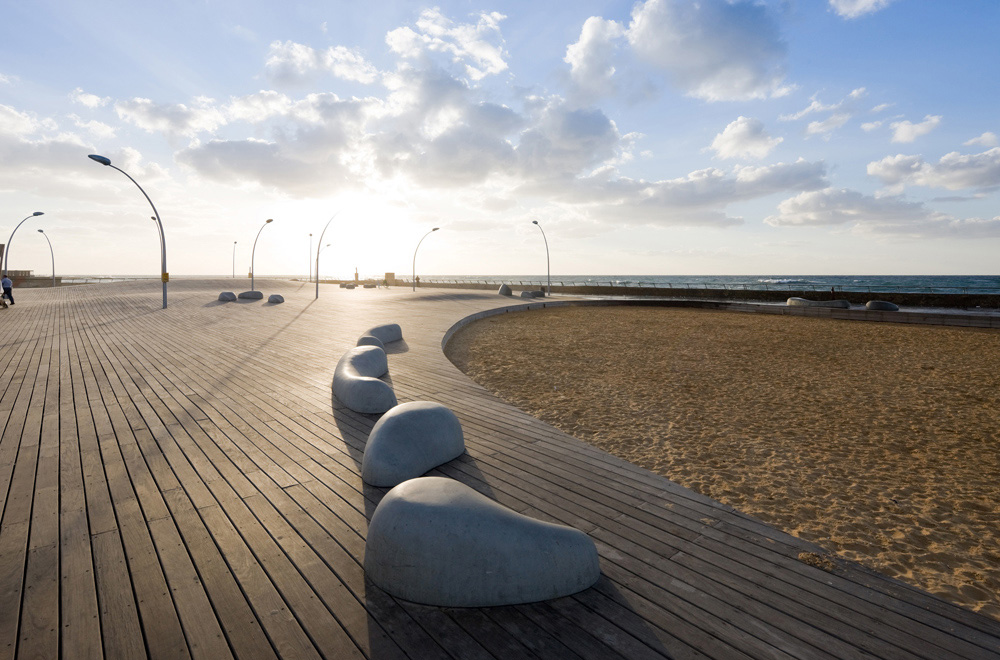 Tel Aviv Port Public Space