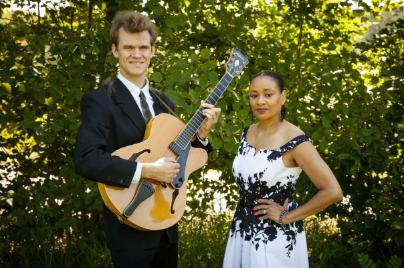 Sam Miltich & Charmin Michelle (Photo credit: John Connelley)