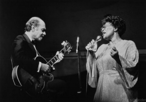 Ella Fitzgerald and Joe Pass, Duets in Hannover, 1975