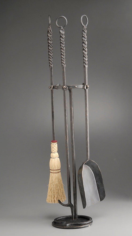 Fire Tools for Mr. and Mrs. Chorlian