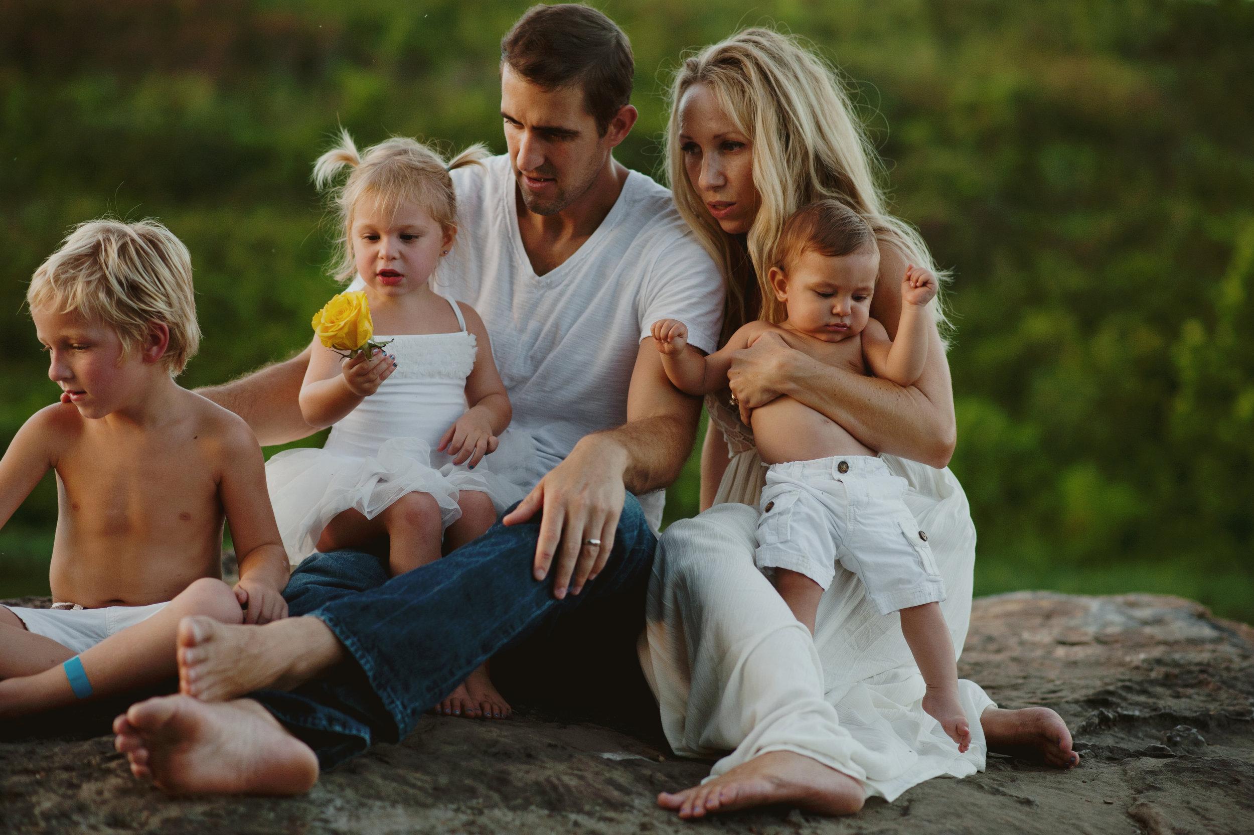 Sarna Family | Tom Sarna