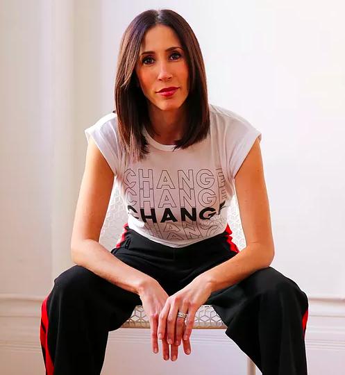 Photo of Erin Halper by Alexis Mera