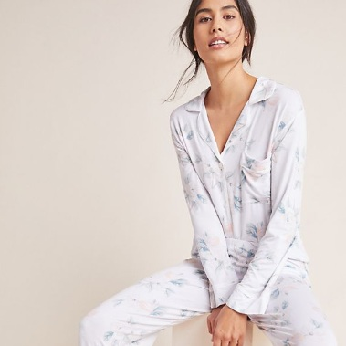 Mother's day gift inspo:  Eberjey Blossom Sleep Set