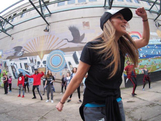 Short Film: Soccer Mom Turned Hip-Hop Dance Instructor
