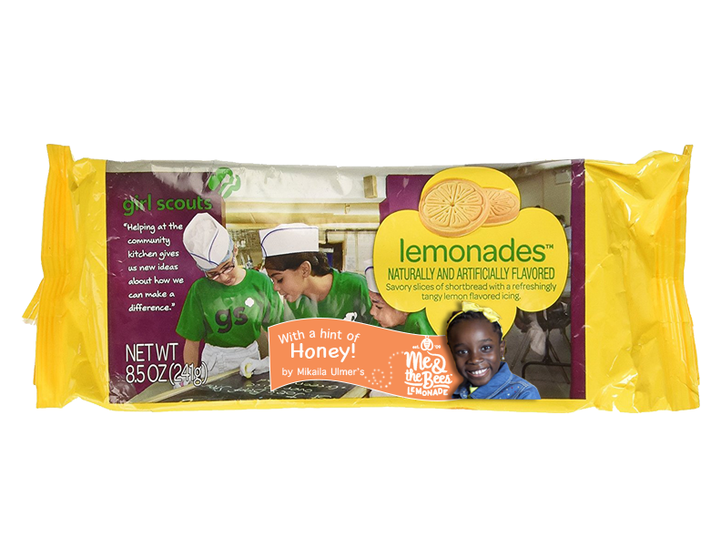 Me and the Bees Lemonade New Products