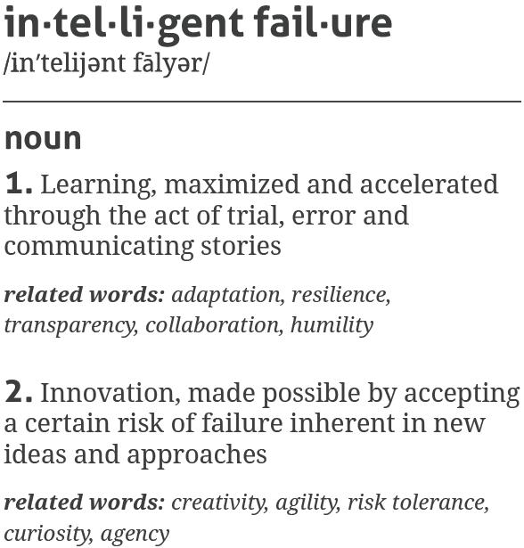 intelligent-failure