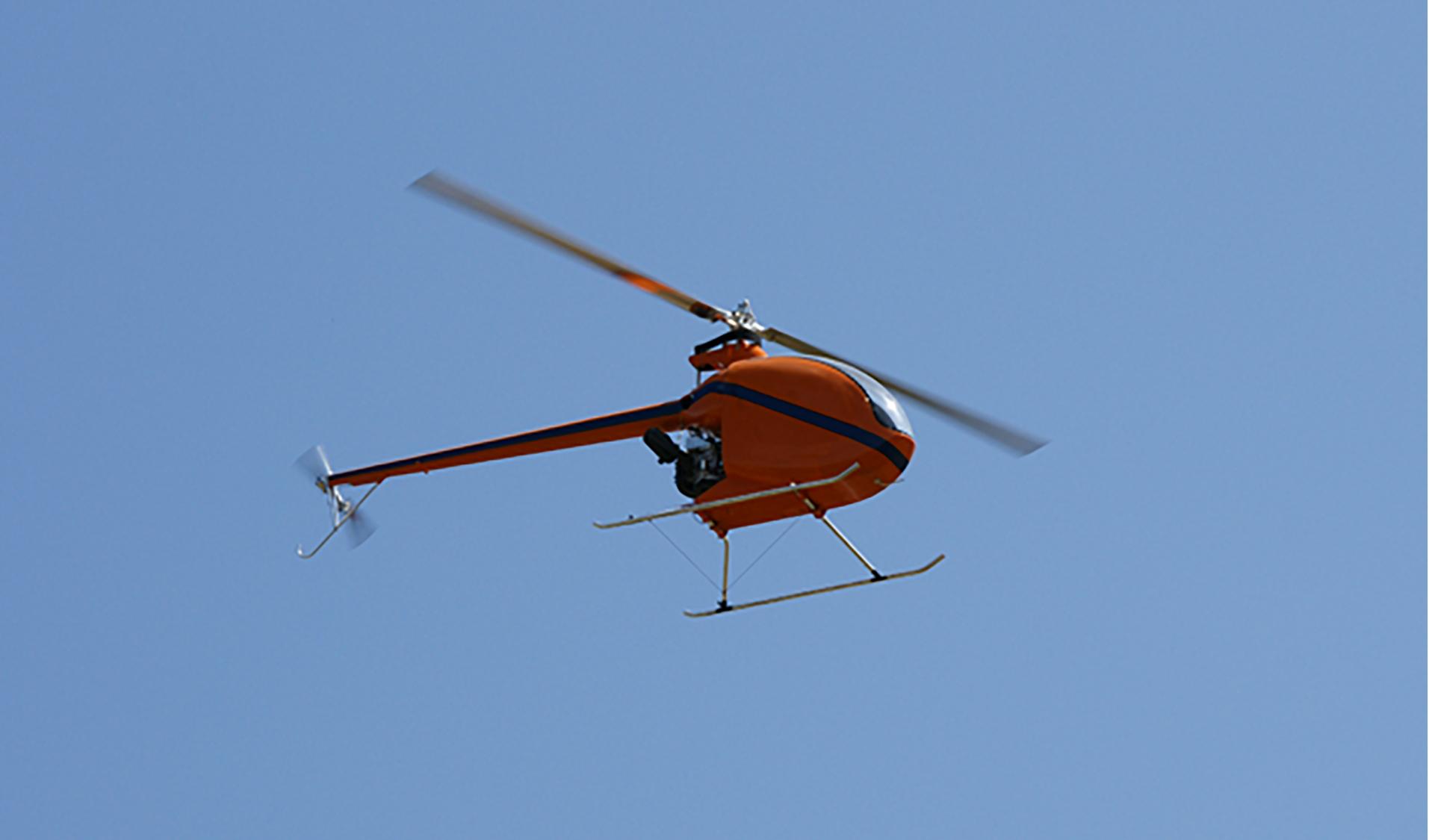 beyond line of sight, heavy payload vtol UAS drone UAV