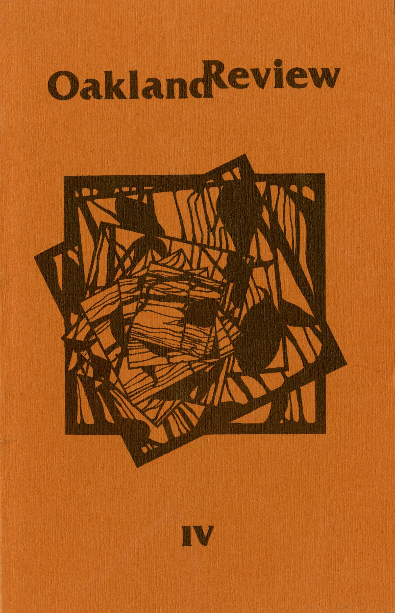 Volume IV, Front (1976)