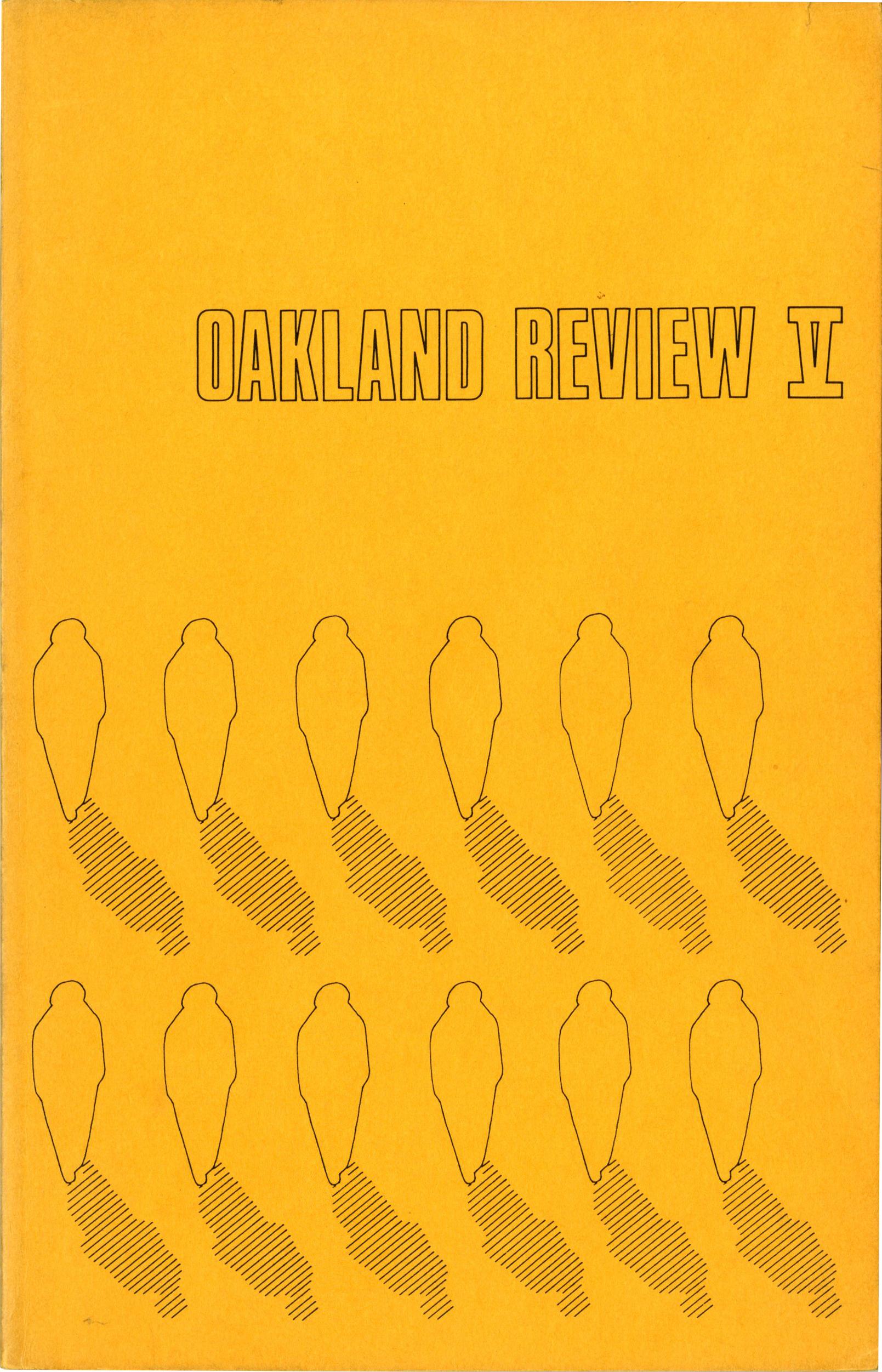 Volume V, Front (1977)