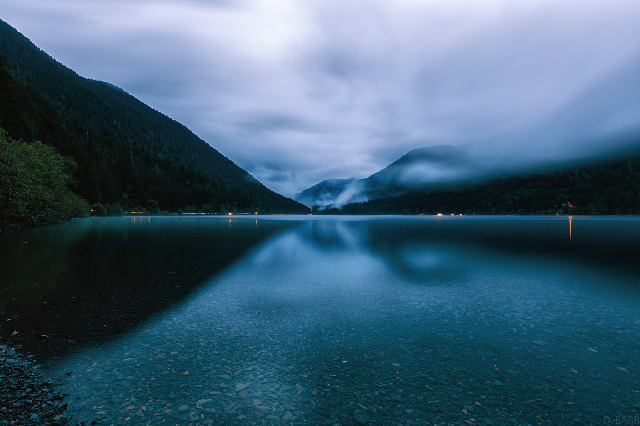 Crescent Lake, Washington
