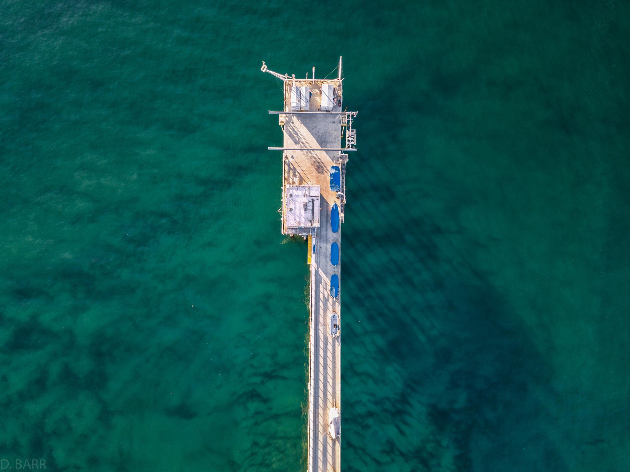 Scripps Pier (La Jolla, Ca.)