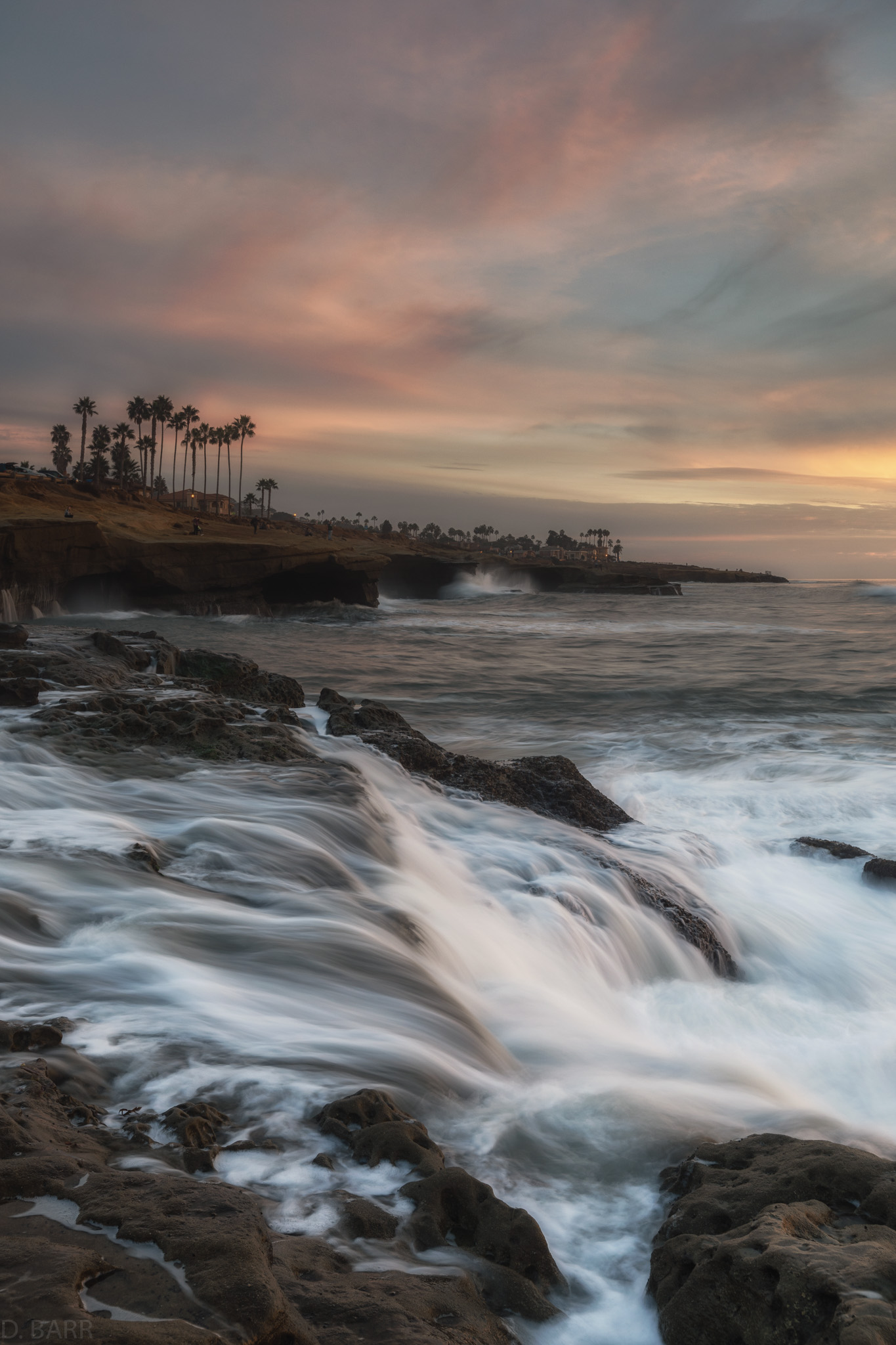 Sunset Cliffs (Ocean Beach, Ca.)
