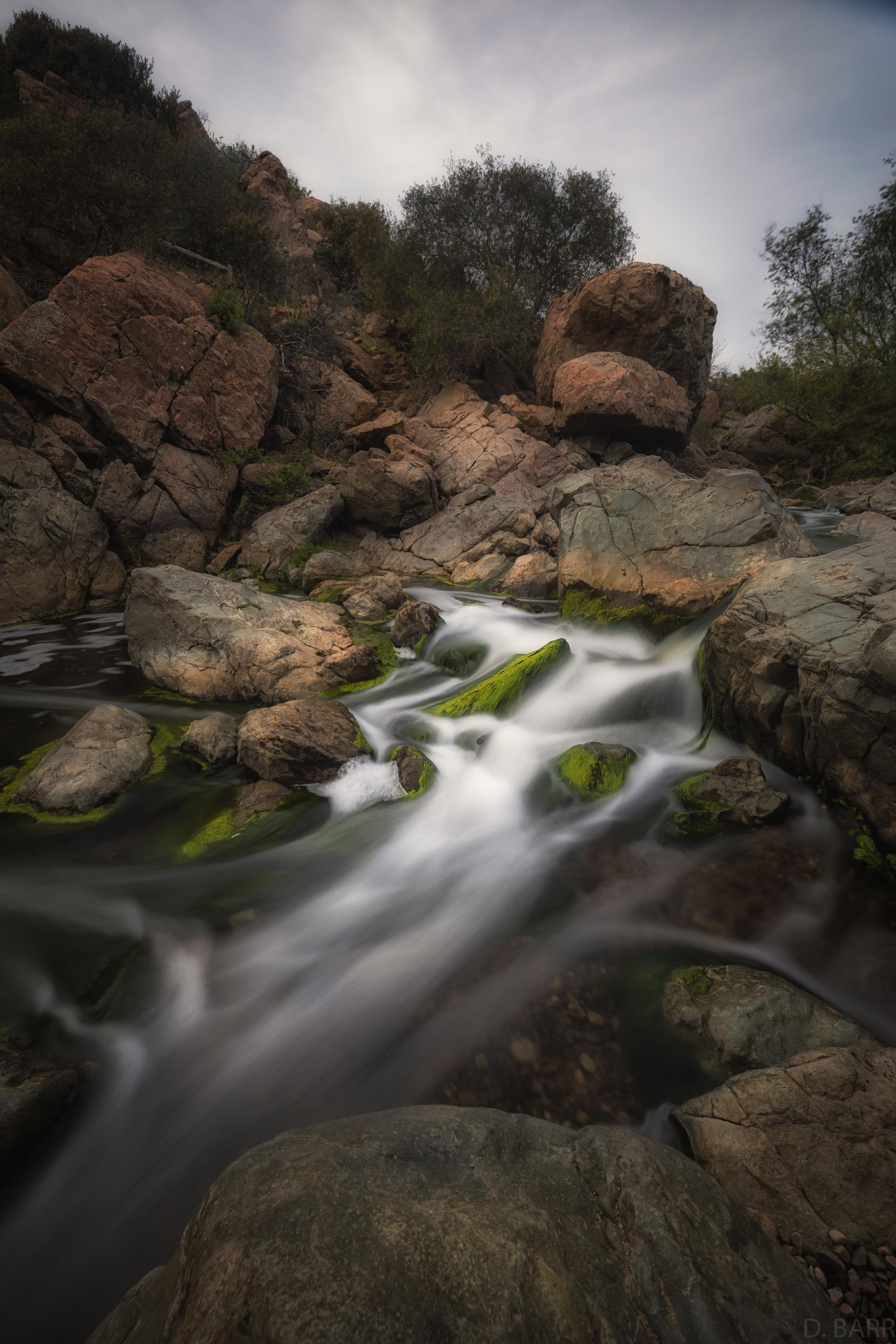 Penesquitos Canyon (San Diego, Ca.)