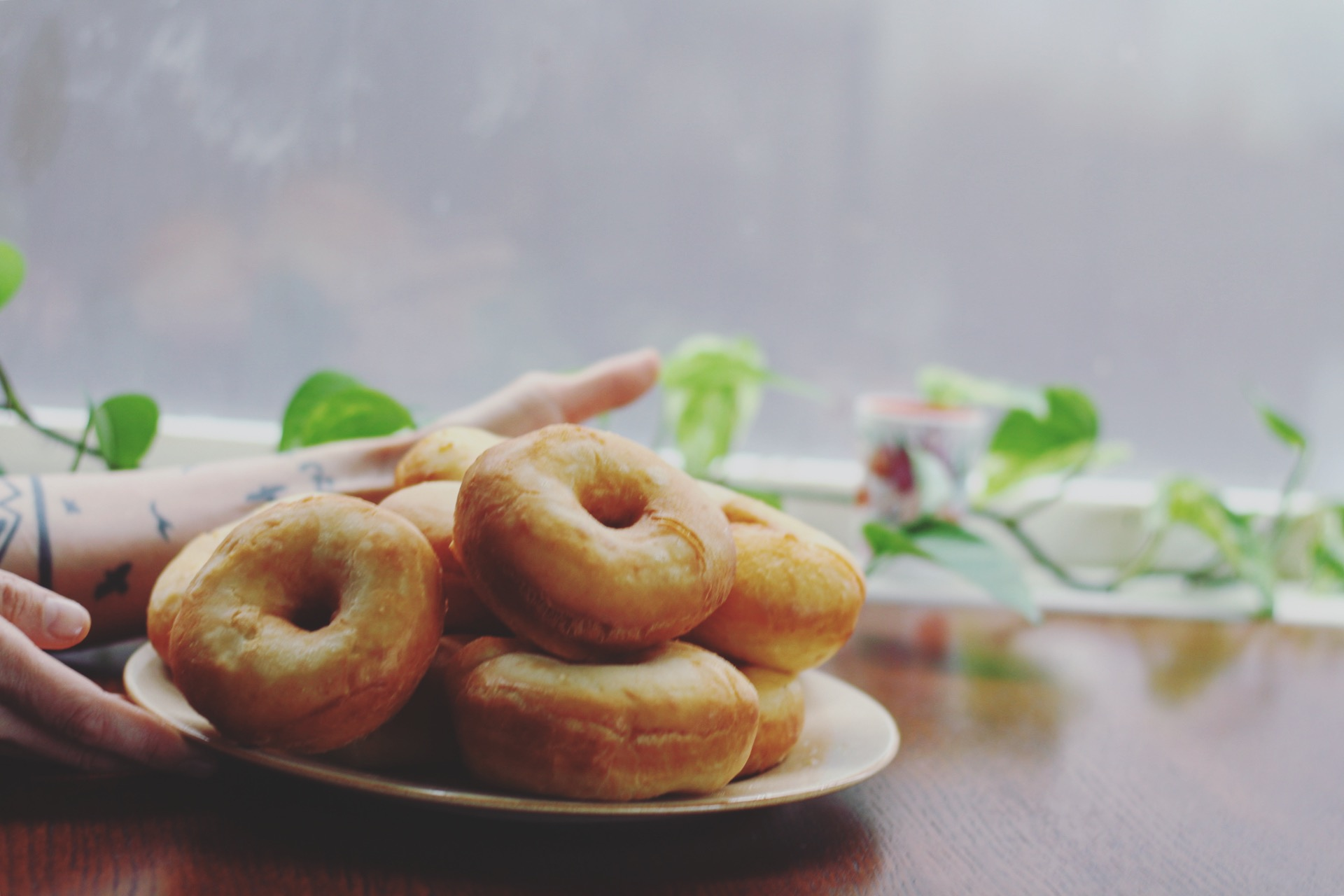 Plate of donuts.jpeg