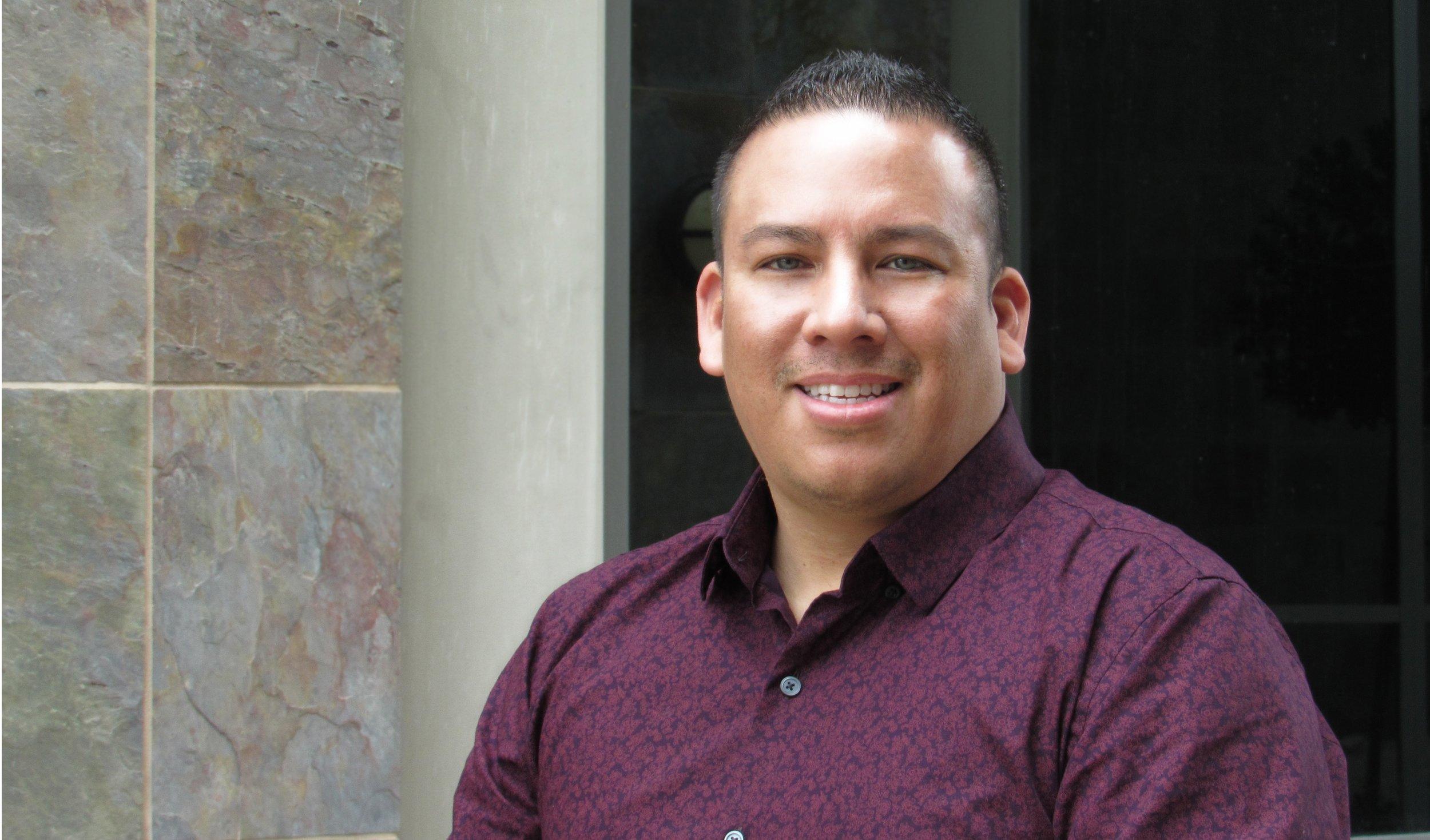 Jose Cuellar, Account Manager