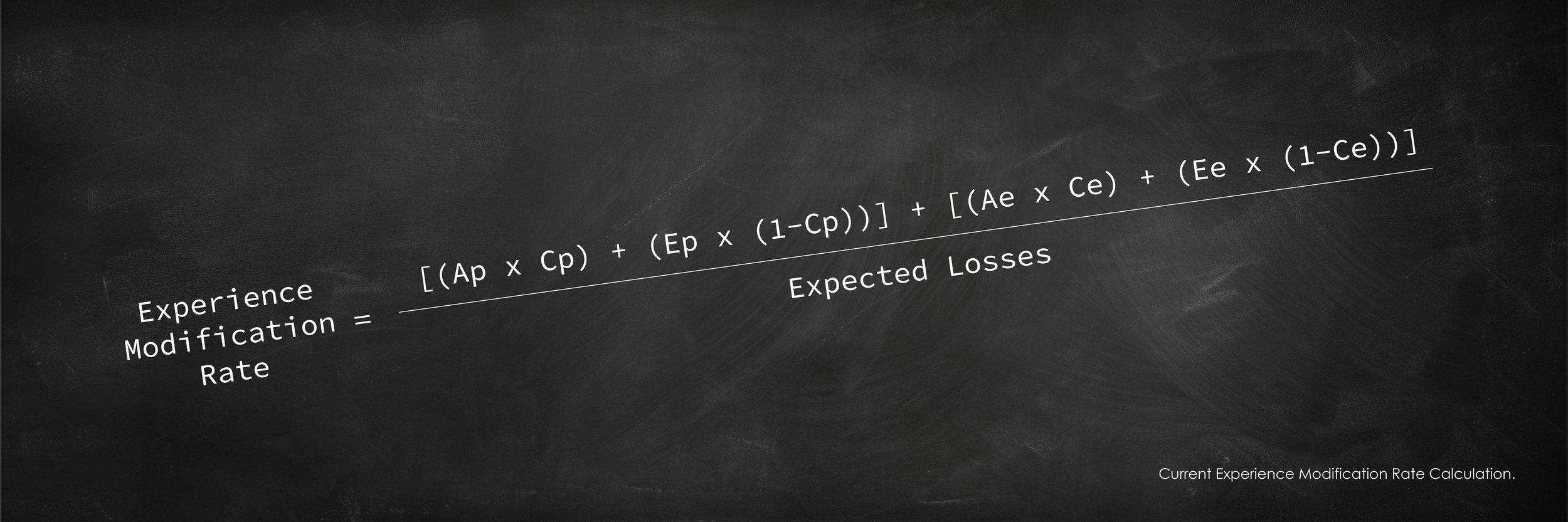Ex Mod current calculation