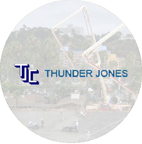Thunder Jones Logo