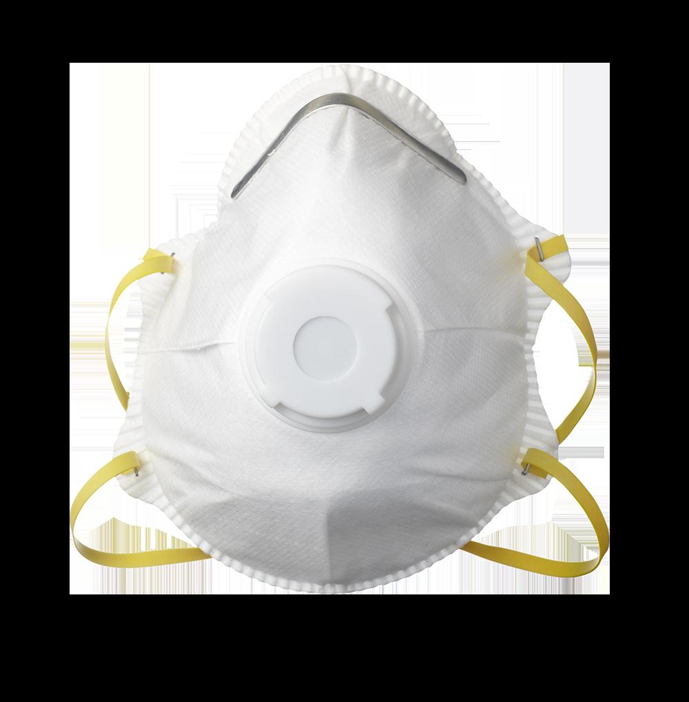 Image of respiratory mask.