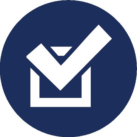 Box with Check Icon