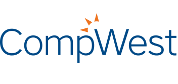 Image of CompWest logo.