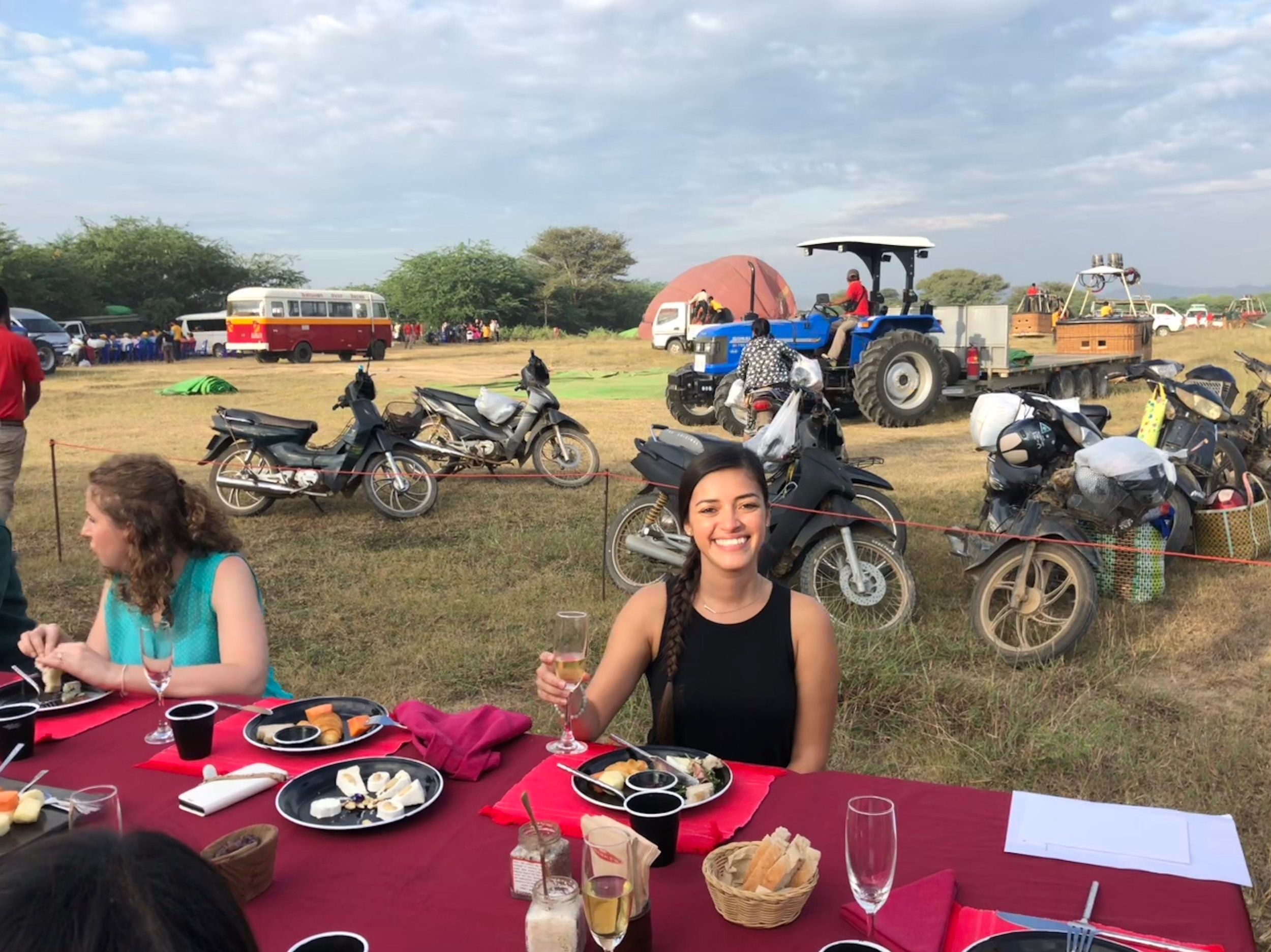 Cheers to Bagan