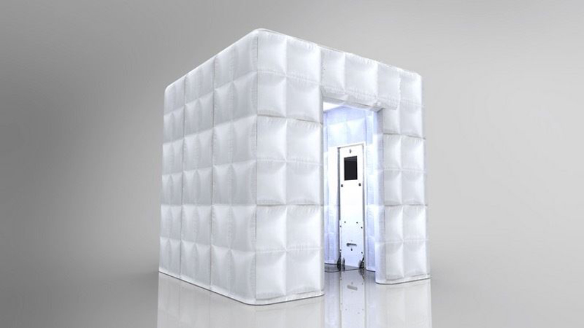 Professional LED Photo Booth Tent