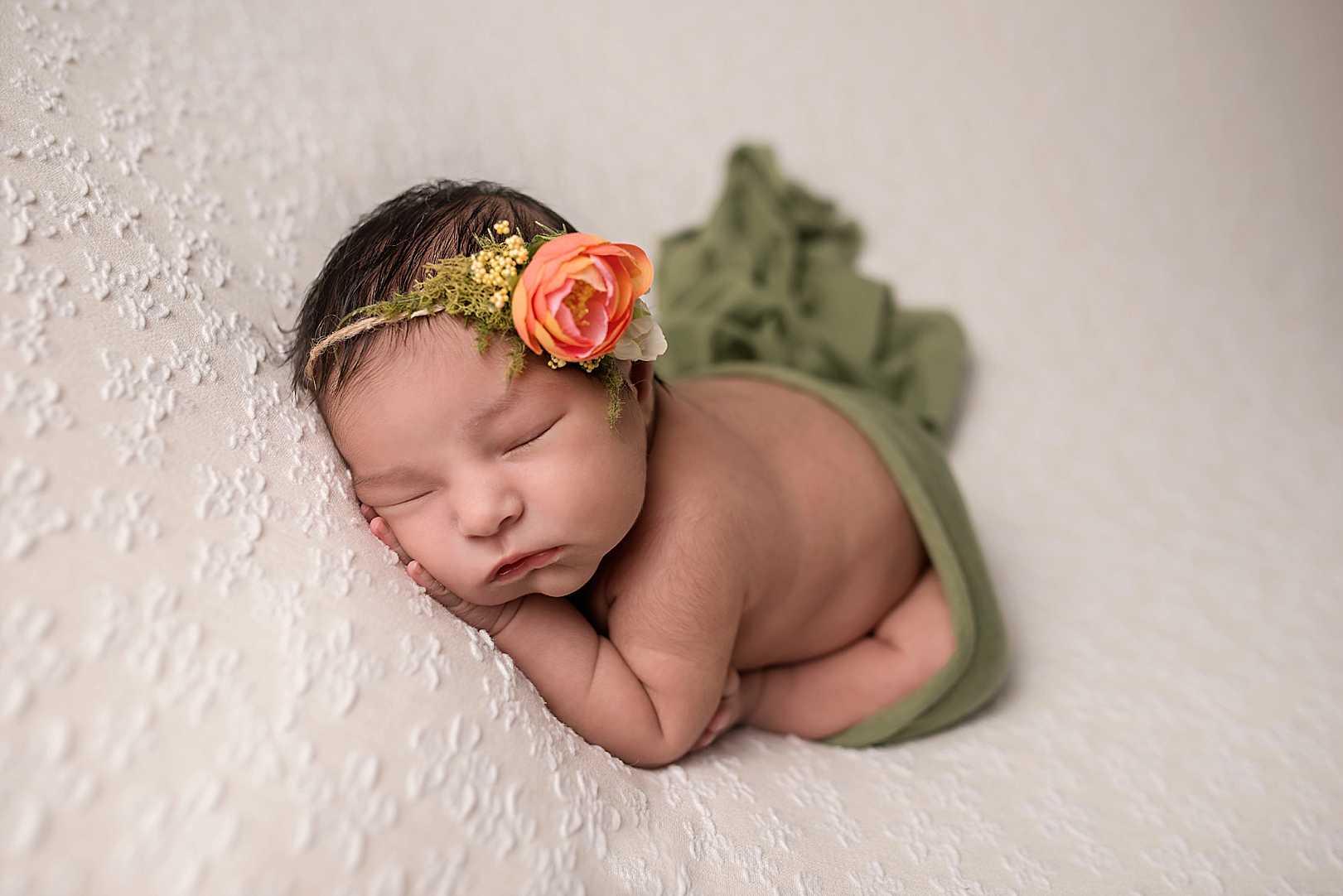 JBLM Puyallup WA Newborn Photography
