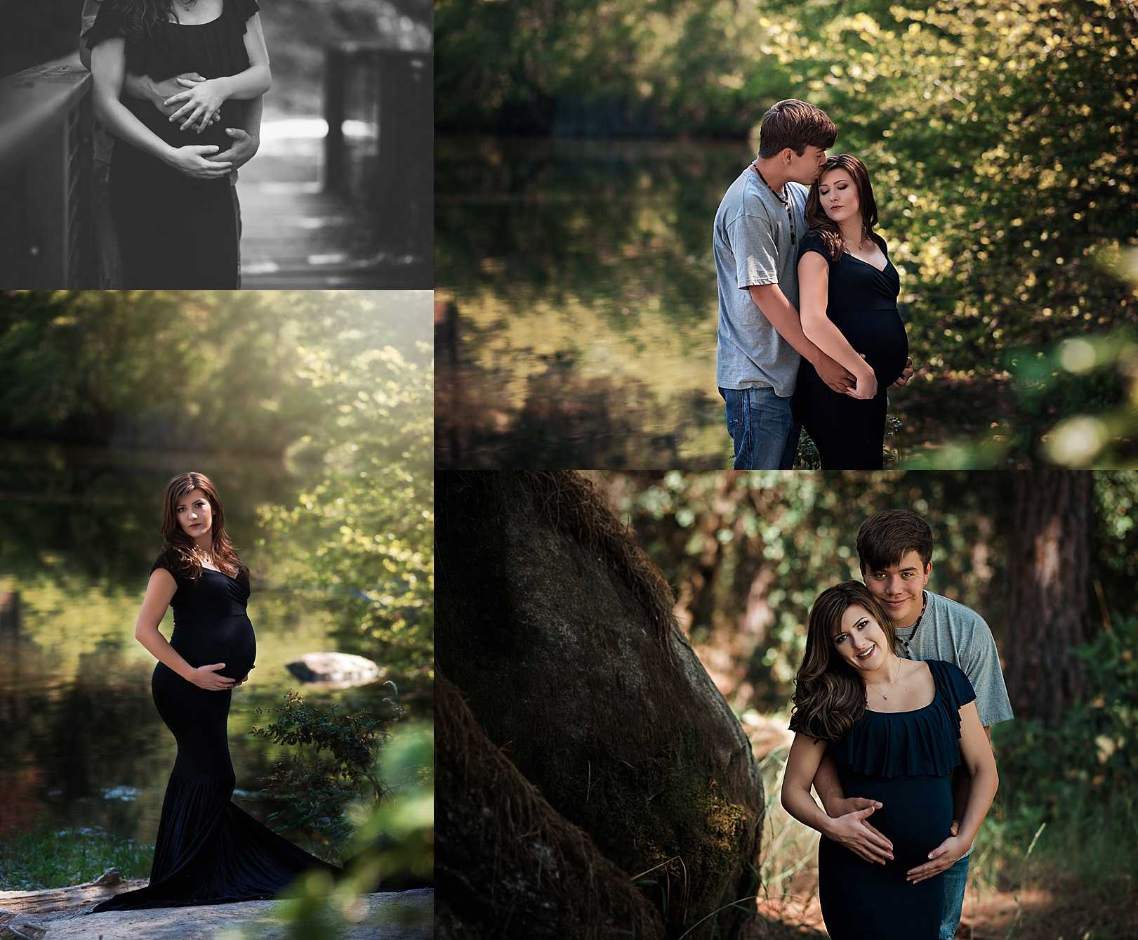 California Sunshine |  Puyallup Maternity Photography