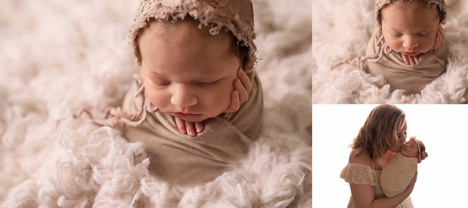 Sweet Baby K | Puyallup Maternity Newborn Photographer