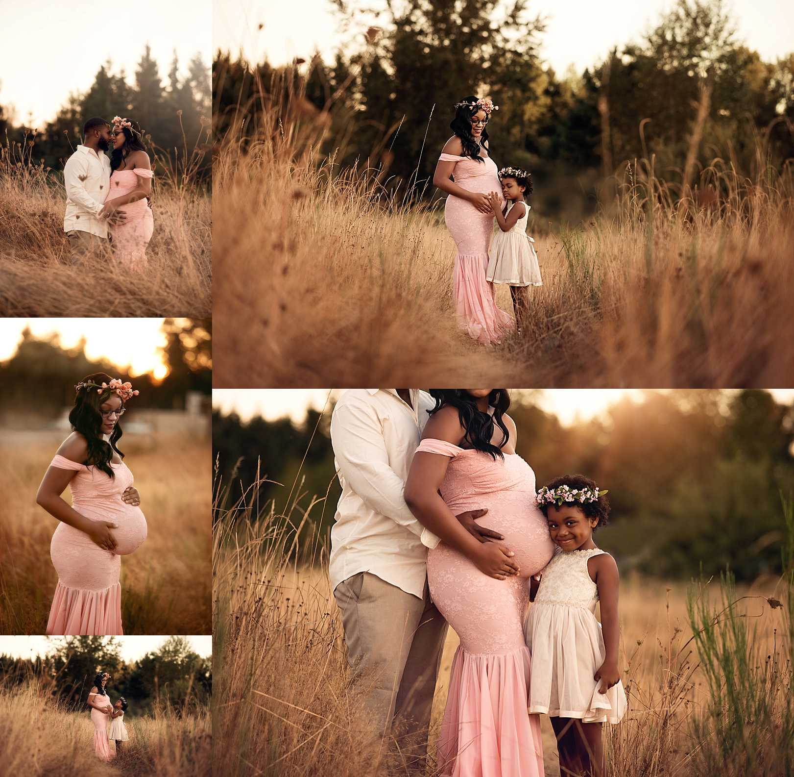 Professional Maternity Portraits | Puyallup's Maternity Photographer
