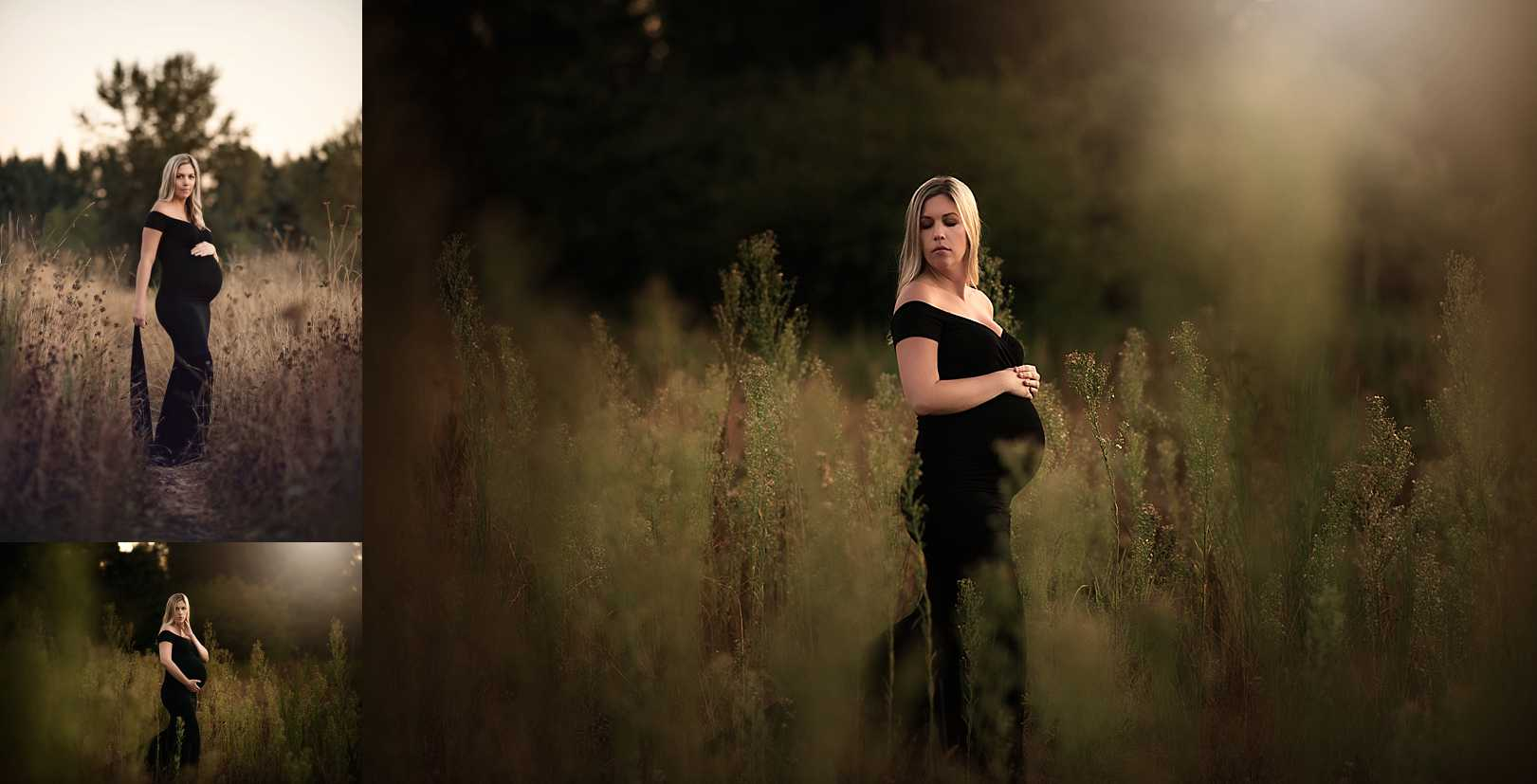 Puyallup Maternity Photographer | Stephanie Ratto Photography