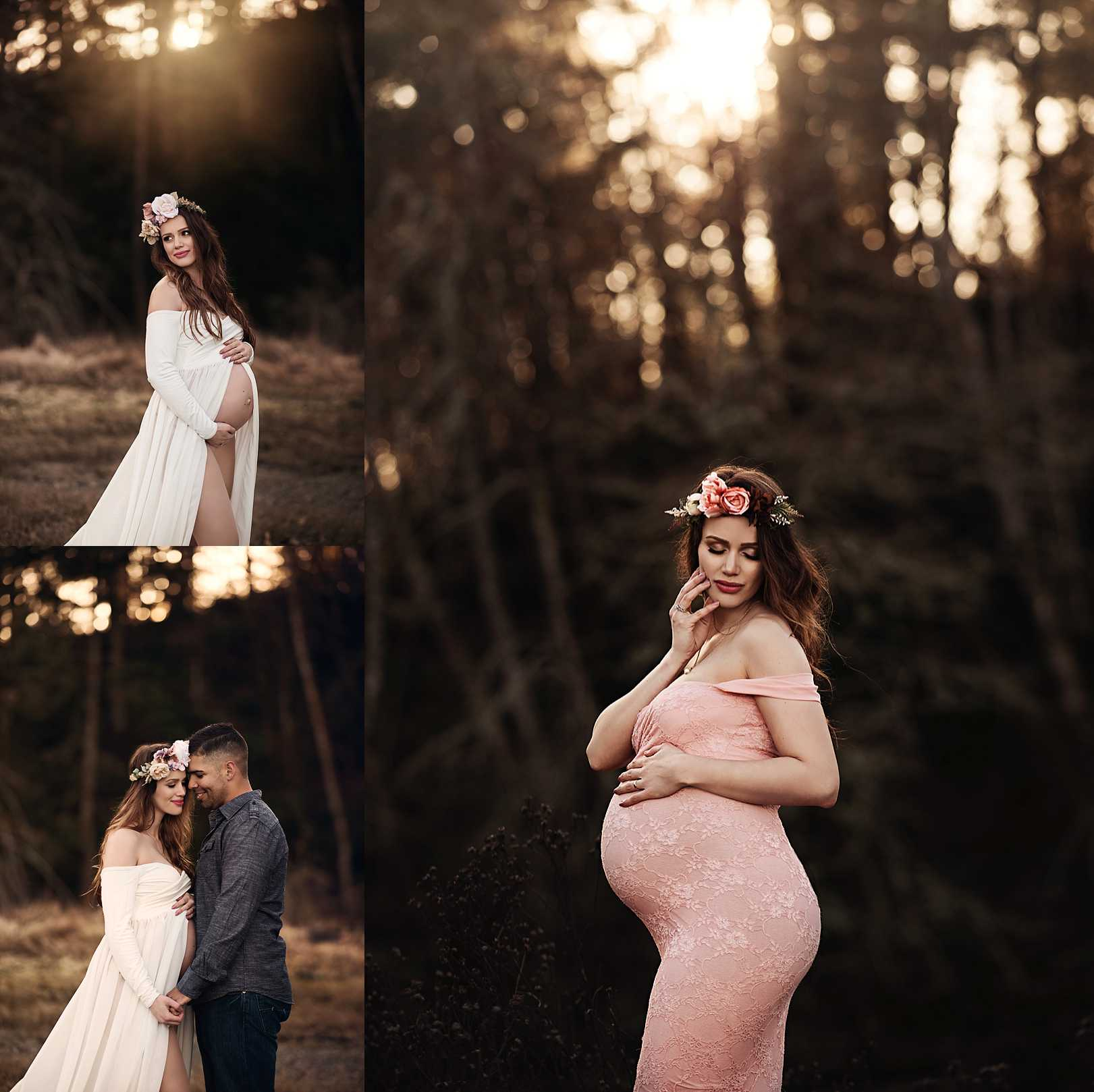 Lacey Maternity Session | Stephanie Ratto Photography