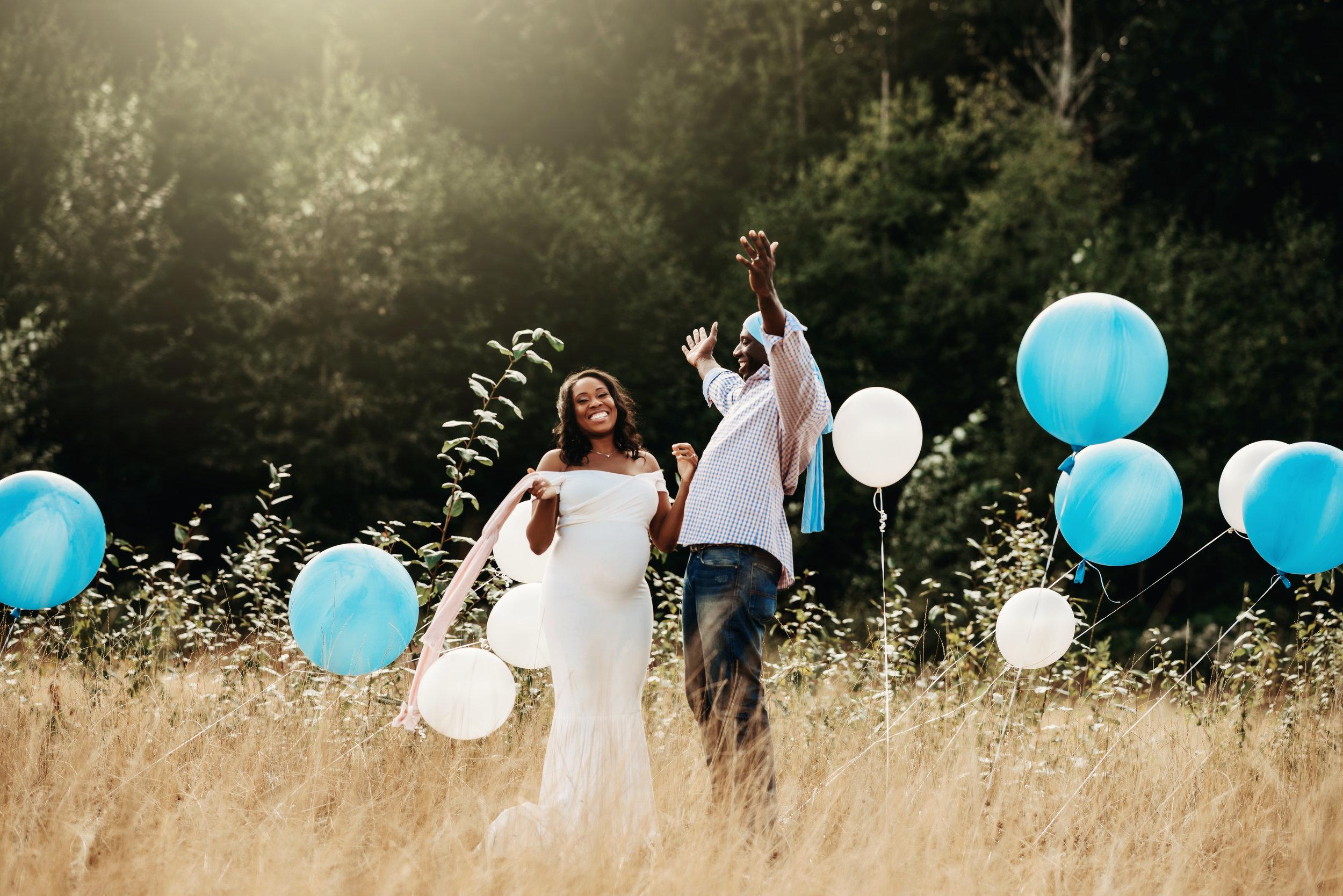 Yelm Maternity Photography