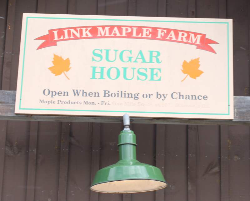 Maple Syrup Products in Central NY
