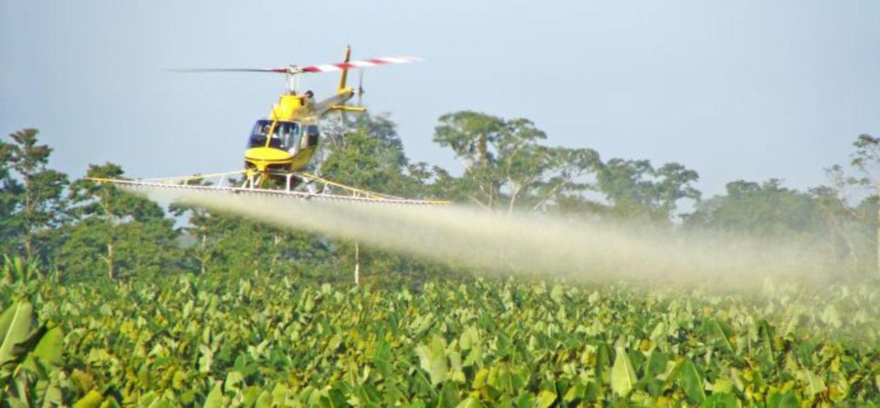 Crop Spray Oils