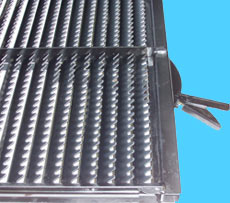 Plastic Louvered Sieves