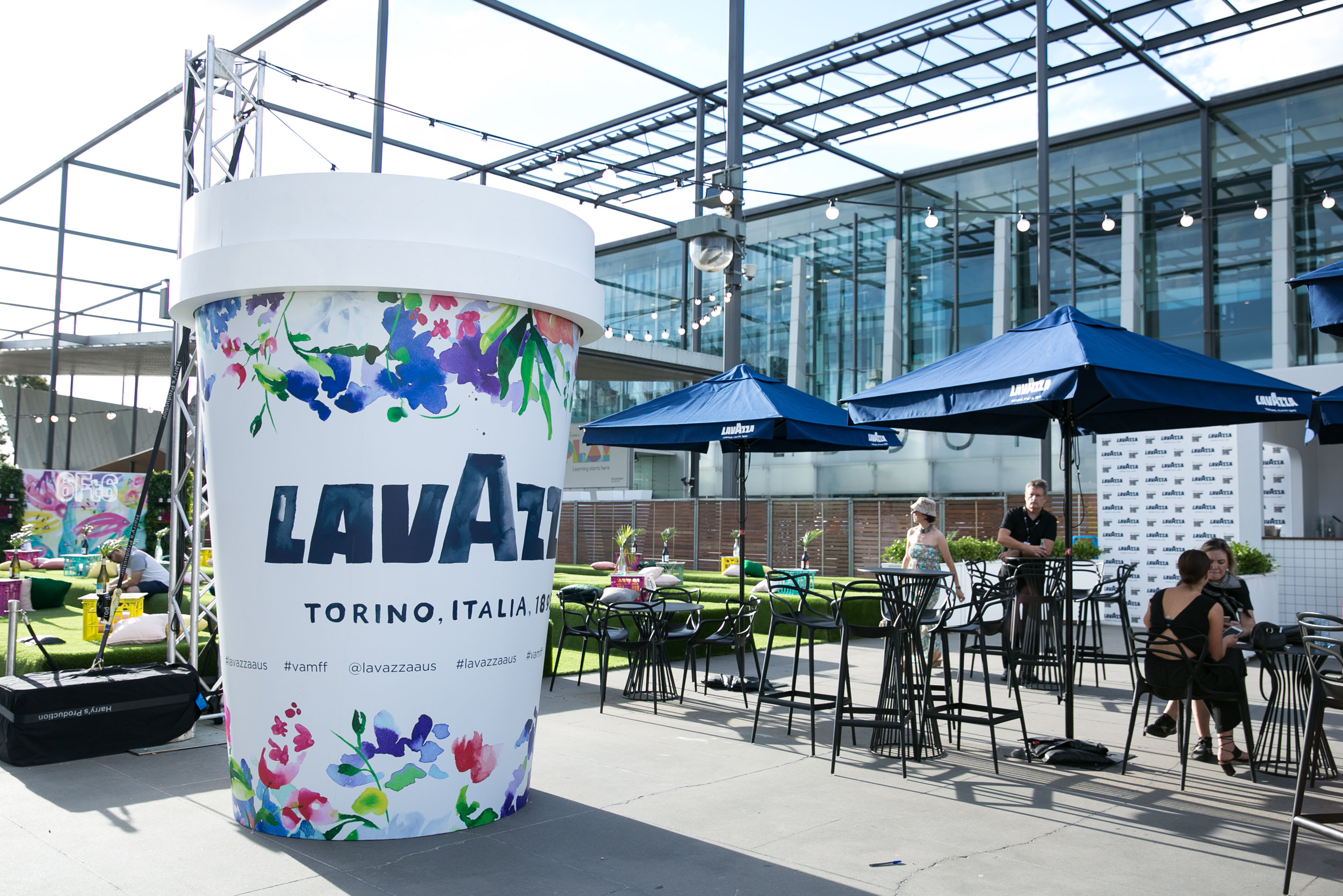 lavazza-vamff-2017-day-2-giant-coffee-cup-and-cafe.JPG