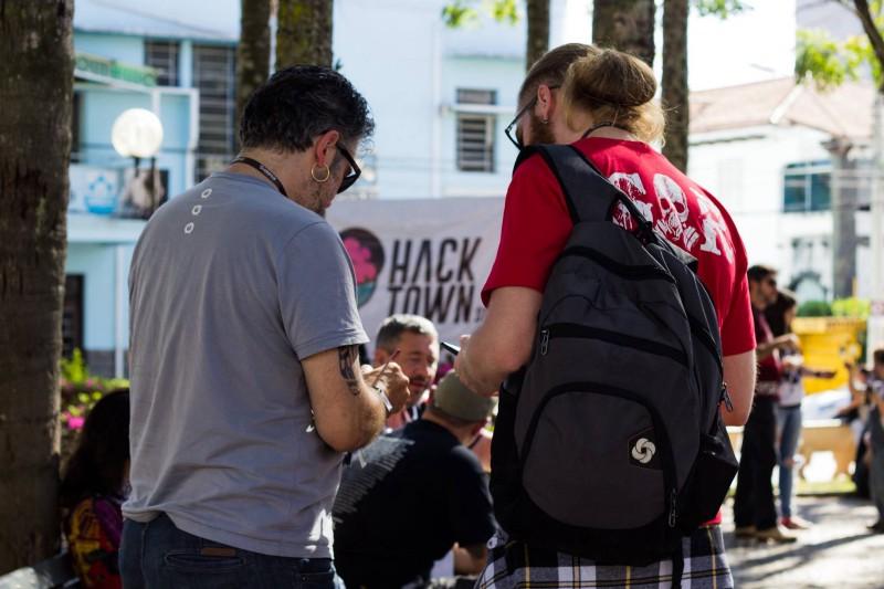Créditos: Hack Town Fest