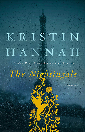 Andrée de Jongh as Isabelle in Kristin Hannah's The Nightingale